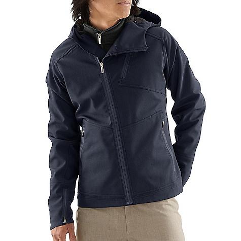 photo: Nau Shroud of Purrin Hoody soft shell jacket