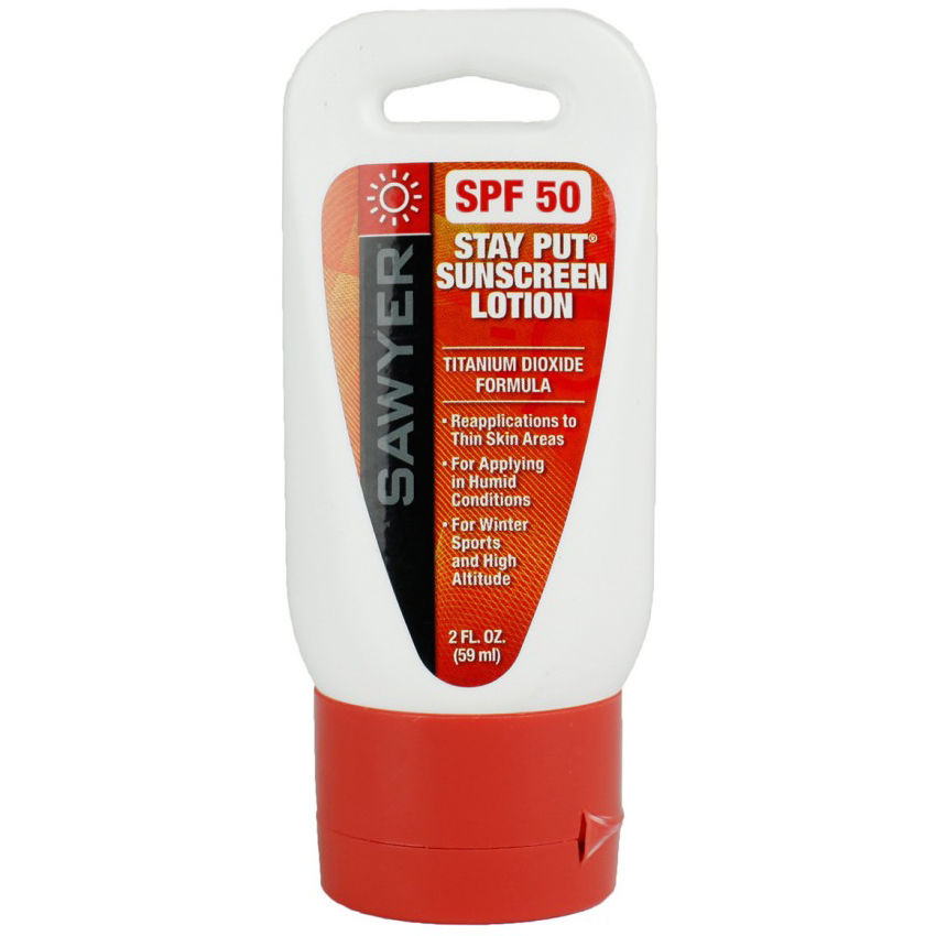Sawyer Stay-Put Sunscreen SPF 50