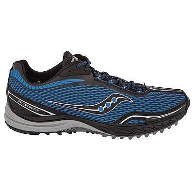 photo: Saucony ProGrid Peregrine trail running shoe