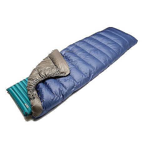 photo: Therm-a-Rest Alpine Down Blanket top quilt