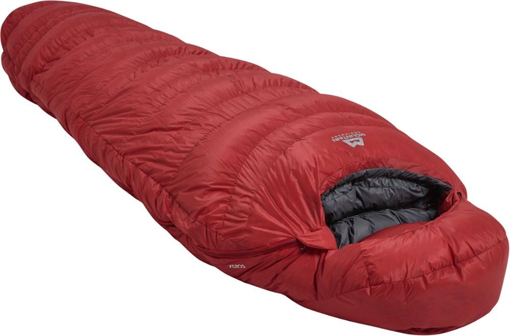photo: Mountain Equipment Xeros 3-season down sleeping bag