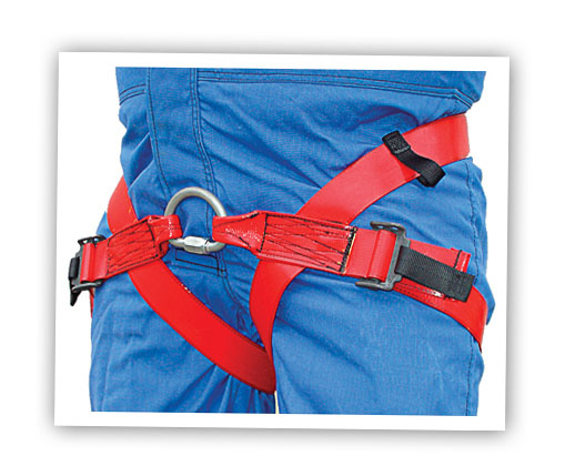 CMI Cavemaster Caving Harness