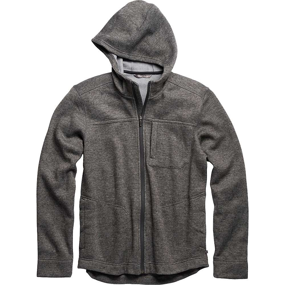 photo: Toad&Co Outbound Hoodie fleece jacket