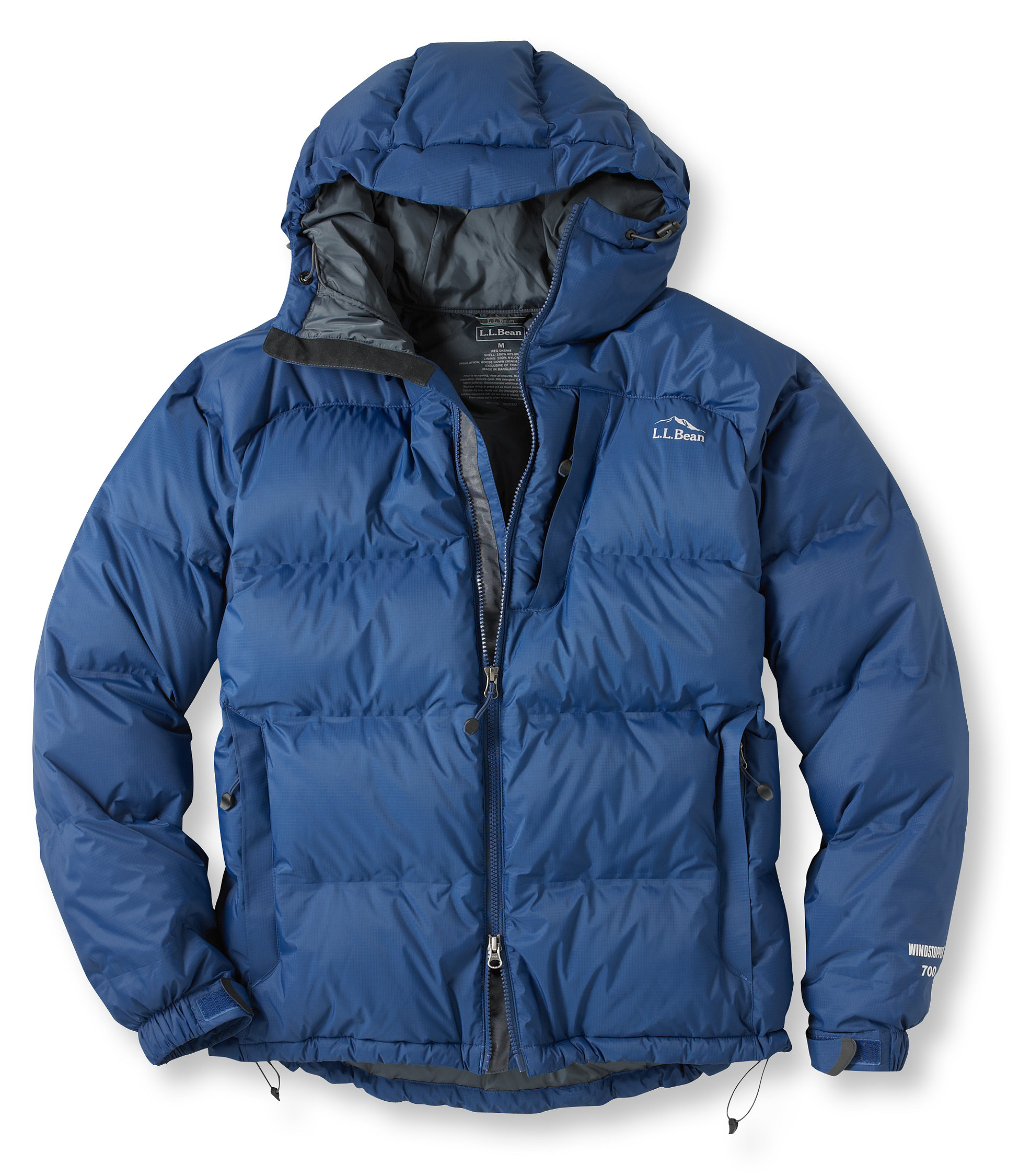 photo: L.L.Bean Men's Ascent Windstopper Down Jacket down insulated jacket