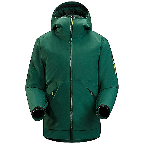 photo: Arc'teryx Micon Jacket snowsport jacket