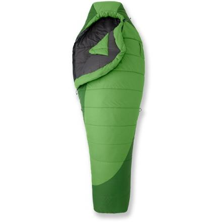 photo: REI Lyra Sleeping Bag 3-season synthetic sleeping bag