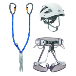 photo: Petzl Via Ferrata Kit harness