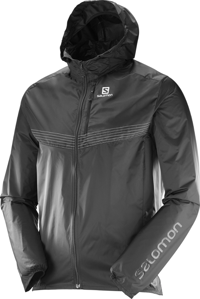 photo: Salomon Fast Wing Aero Jacket wind shirt