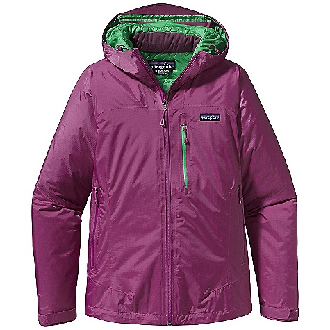 photo: Patagonia Women's Nano Storm Jacket synthetic insulated jacket