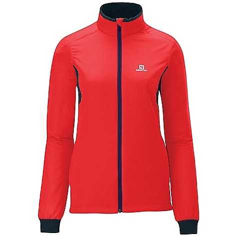 photo: Salomon Women's Super Fast Jacket synthetic insulated jacket