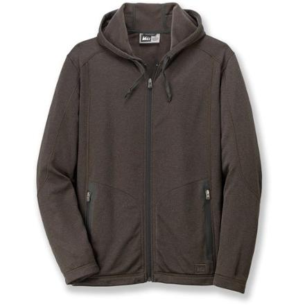 photo: REI Hood River Hoodie fleece jacket