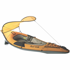 photo of a WindPaddle outfitting gear