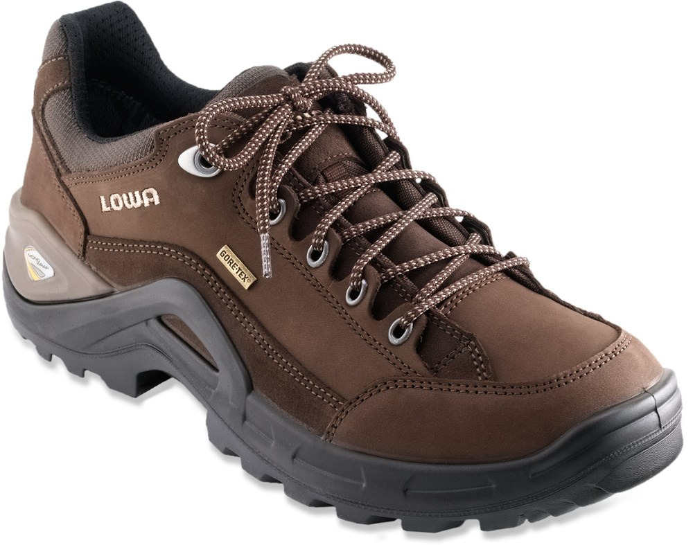 photo: Lowa Men's Renegade II GTX Lo trail shoe