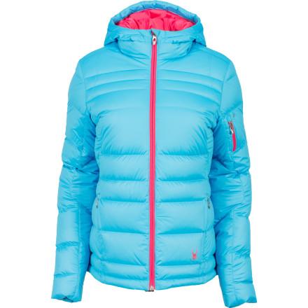 photo: Spyder Chrono Down Jacket down insulated jacket