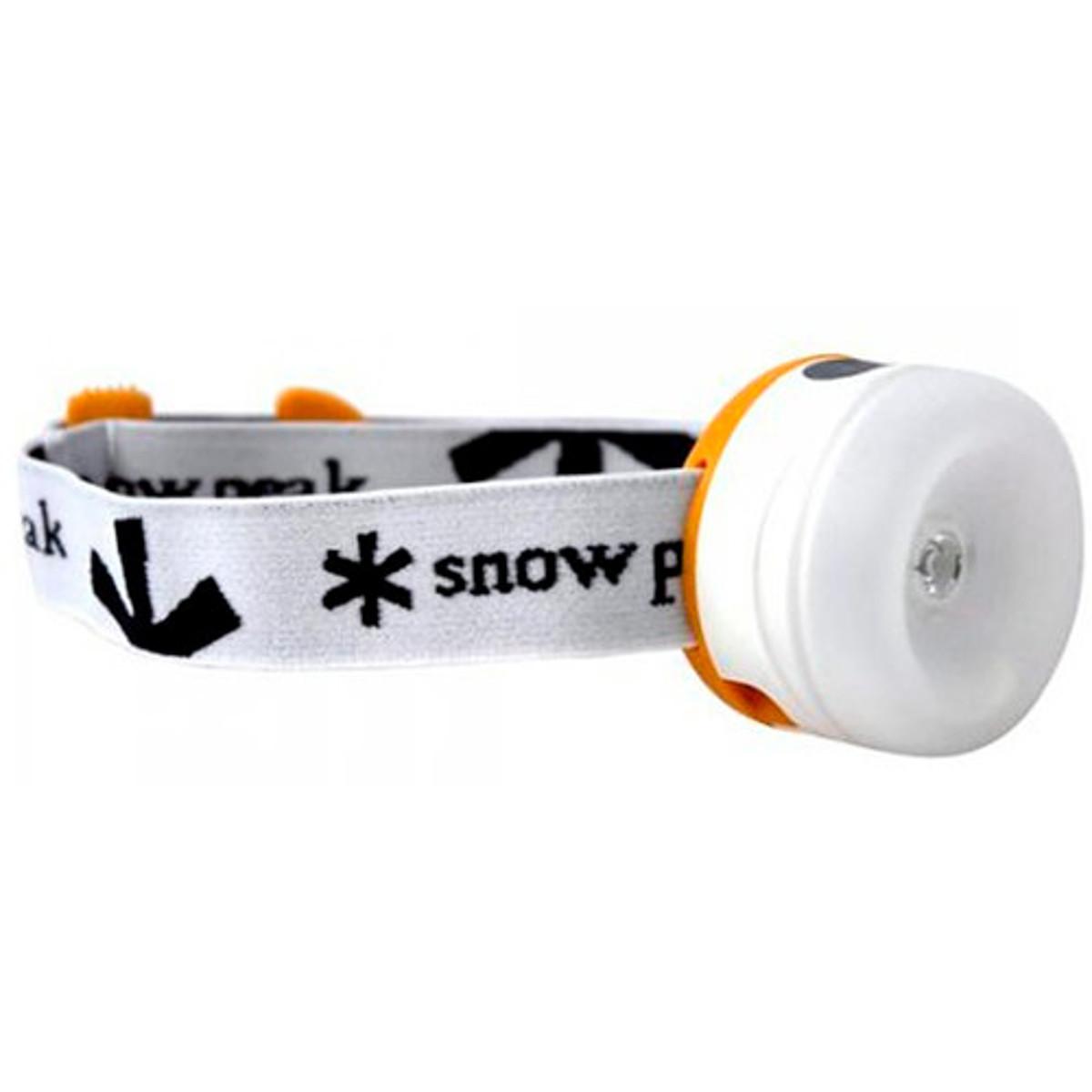 photo: Snow Peak Snow Miner Headlamp headlamp