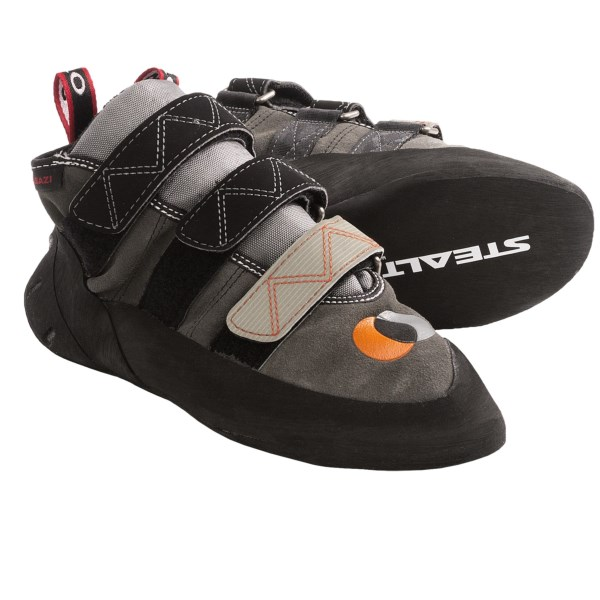 photo: Five Ten Anasazi Hi-Top climbing shoe