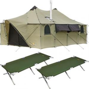 Cabela's Ultimate Alaknak 12' x 20' Tent