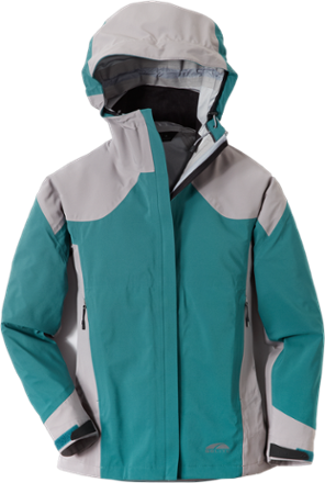photo: GoLite Men's Crestone Polartec Neoshell Jacket waterproof jacket