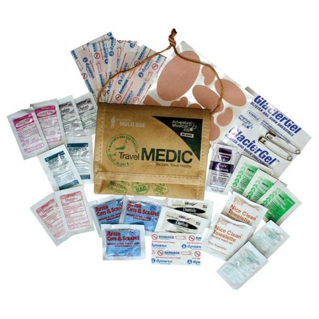 photo: Adventure Medical Kits Travel Medic first aid kit