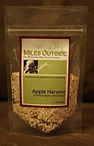 photo: Miles Outside Organic Apple Harvest meat entrée