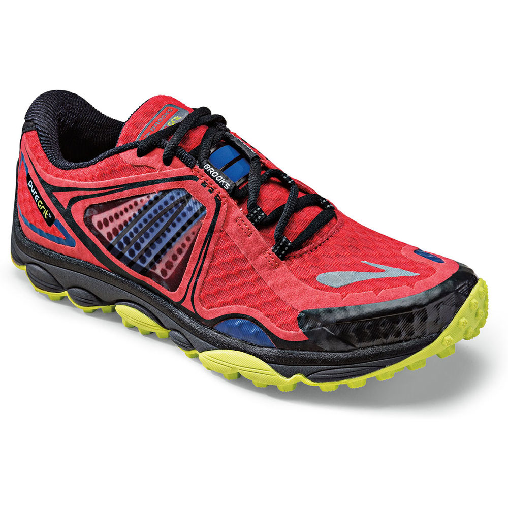 photo: Brooks PureGrit 3 trail running shoe