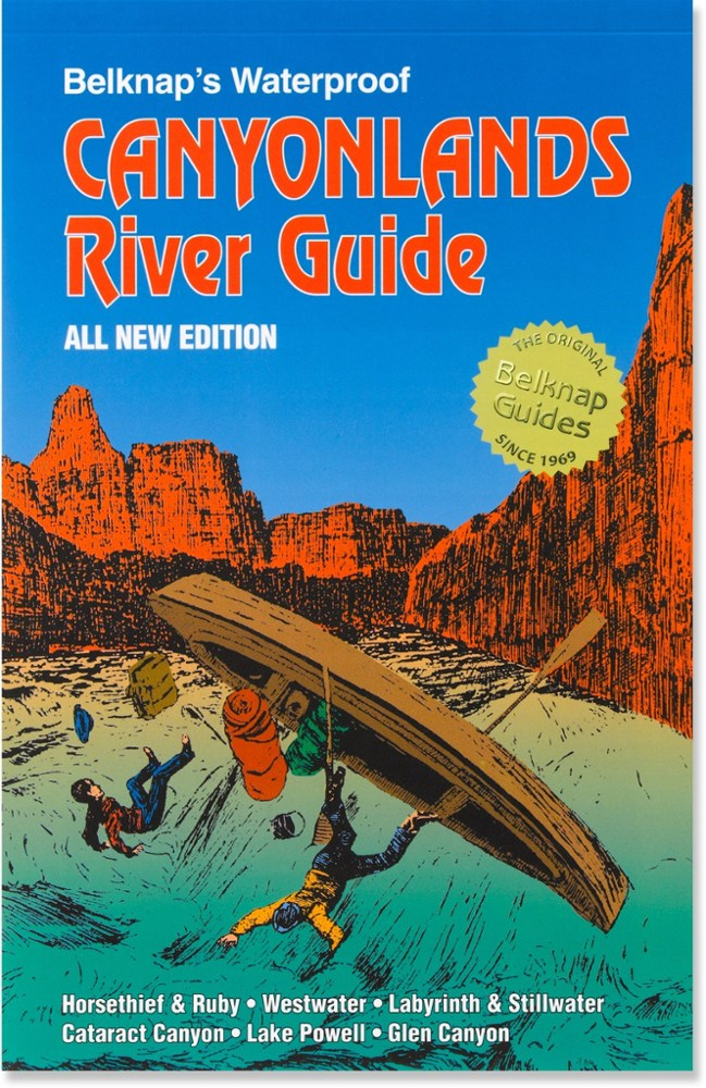 photo of a Westwater Books us mountain states guidebook