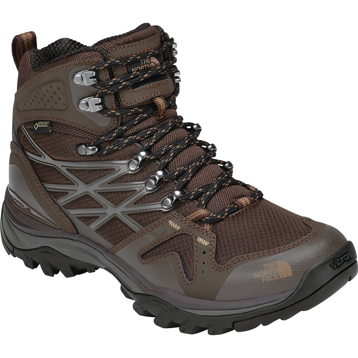 photo: The North Face Men's Hedgehog Fastpack Mid Gore-Tex hiking boot