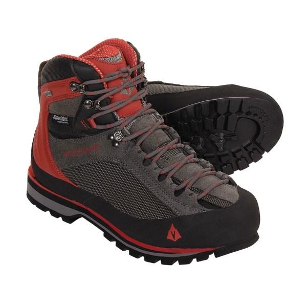 photo: Vasque Optimator GTX mountaineering boot