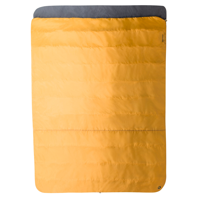 photo: Marmot Mavericks Double Wide 30 3-season synthetic sleeping bag