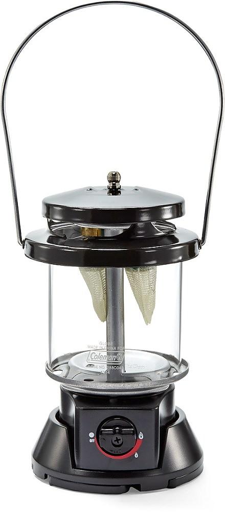 photo: Coleman 2 Mantle Propane Lantern fuel-burning lantern