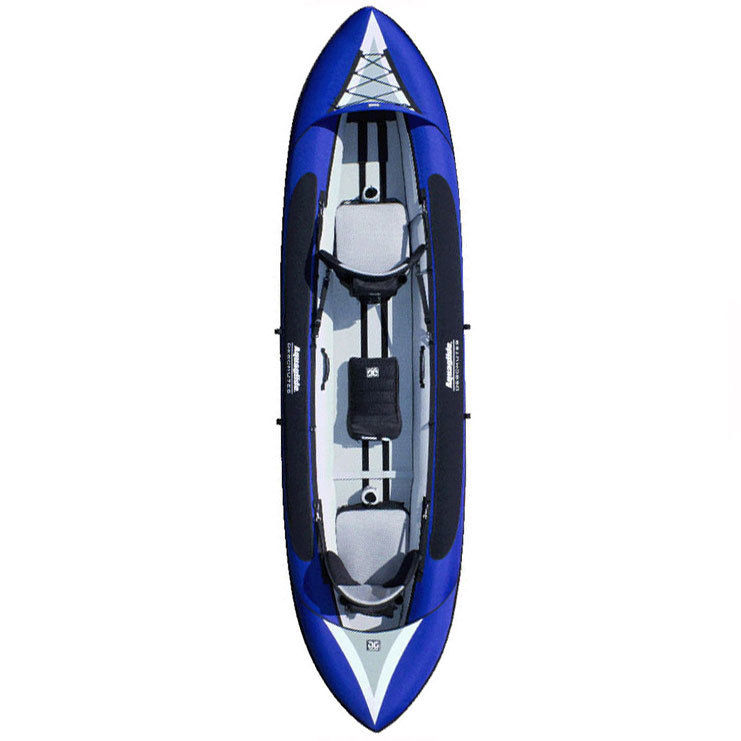 photo: Aquaglide Deschutes HB Tandem XL inflatable kayak