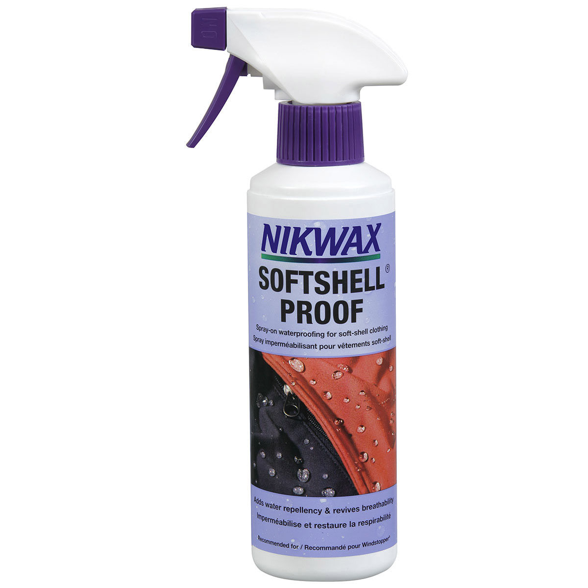 Nikwax SoftShell Proof Spray-On