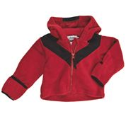 photo: Columbia Kids' Pete Moss Fleece fleece jacket