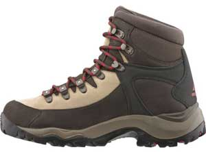 photo: Montrail Feather Peak Vent Cordura backpacking boot