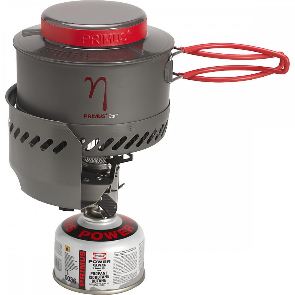 photo: Primus EtaExpress compressed fuel canister stove