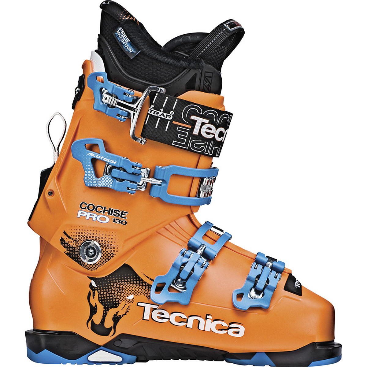 photo: Tecnica Cochise 130 Pro alpine touring boot