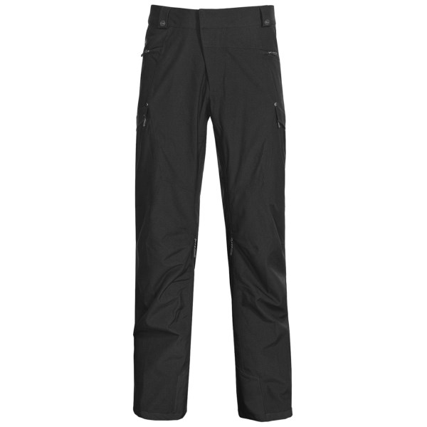photo: Mammut Pizol Ski Pants synthetic insulated pant