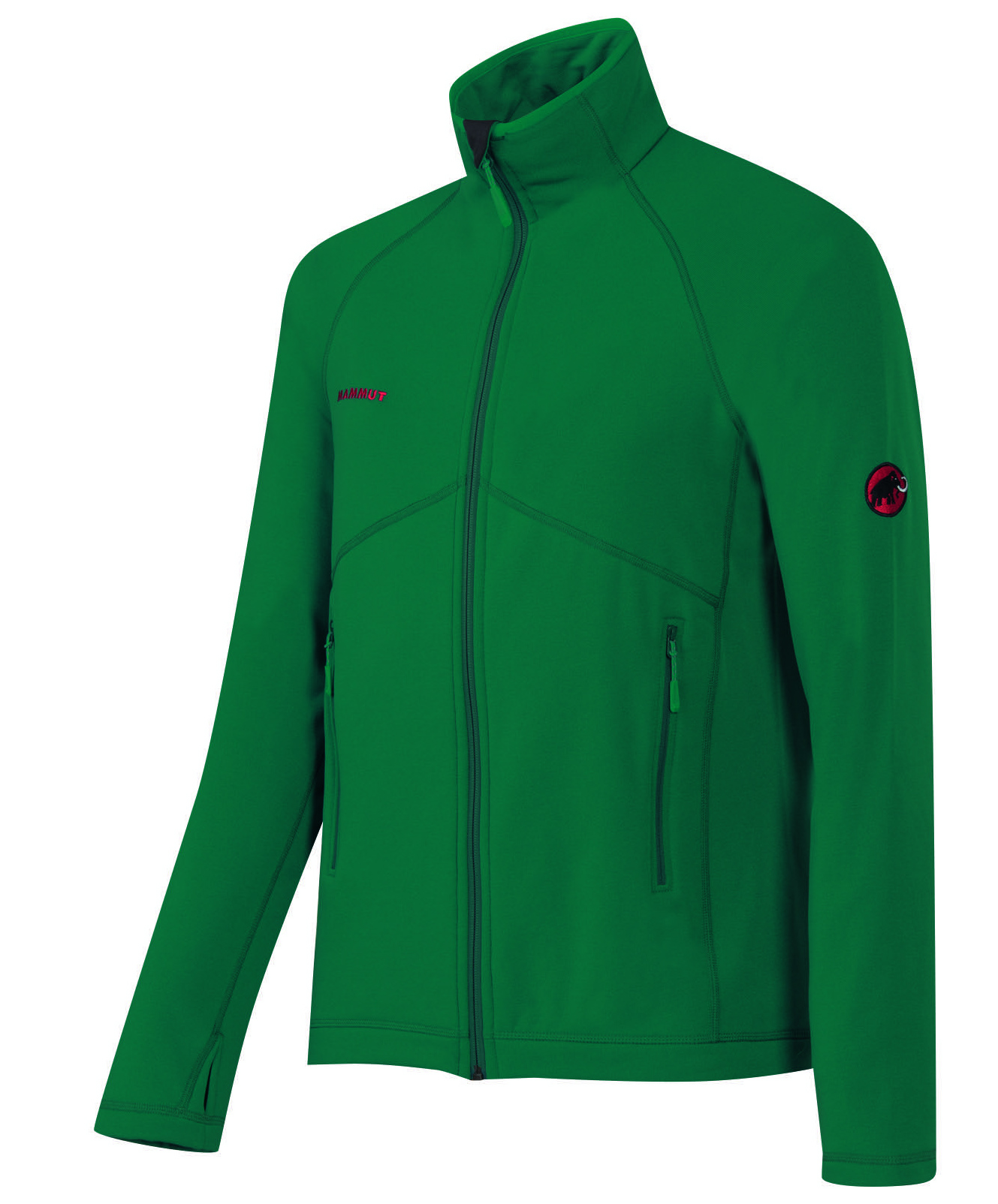 photo: Mammut Men's Aconcagua Jacket fleece jacket