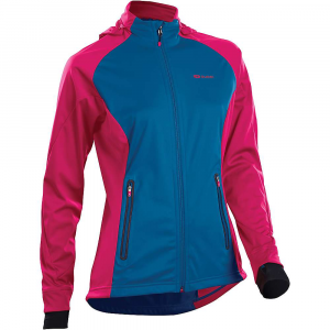 photo: Sugoi Women's Firewall 180 Zip soft shell jacket