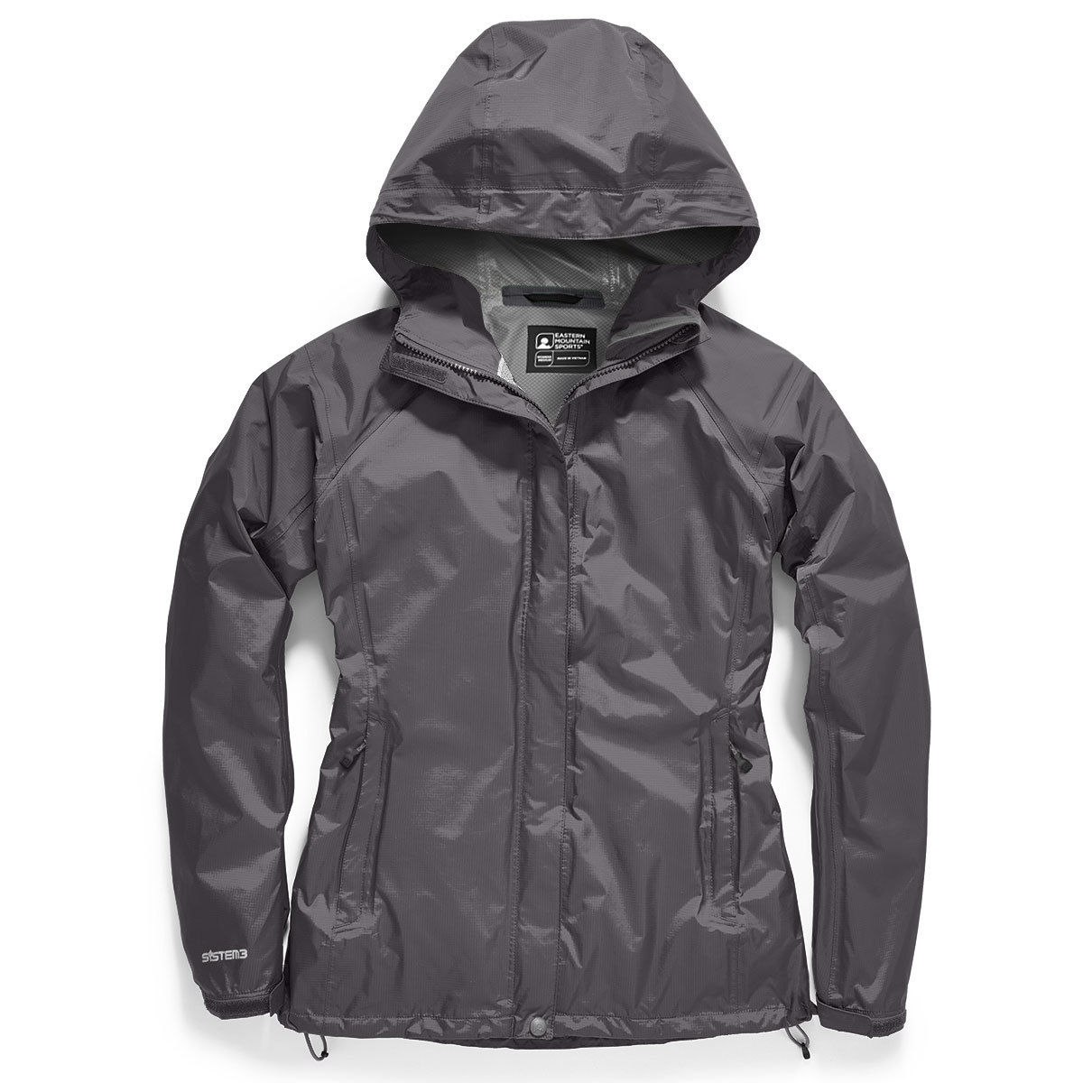 photo: EMS Women's Thunderhead Jacket waterproof jacket