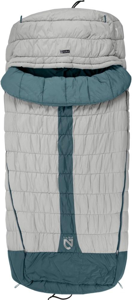 photo: NEMO Jazz 3-season synthetic sleeping bag