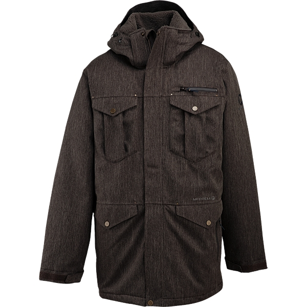 photo: Merrell Ice Pilot synthetic insulated jacket