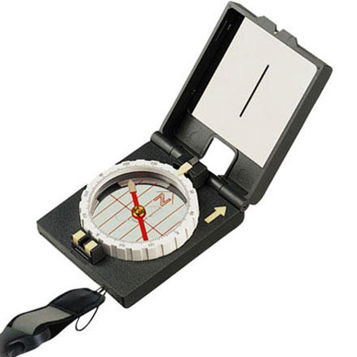 photo: Kasper & Richter M1 Sport handheld compass