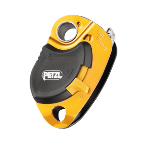 photo: Petzl Pro Traxion pulley
