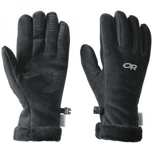 photo: Outdoor Research Women's Fuzzy Gloves fleece glove/mitten