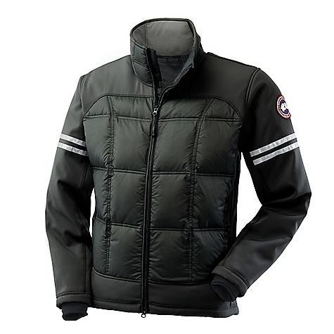 photo: Canada Goose Men's HyBridge Jacket down insulated jacket