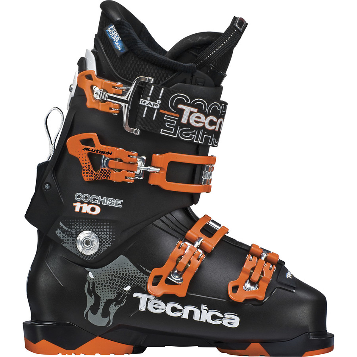 photo: Tecnica Men's Cochise alpine touring boot