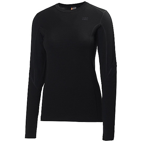 photo: Helly Hansen Women's HH Wool LS Crew base layer top