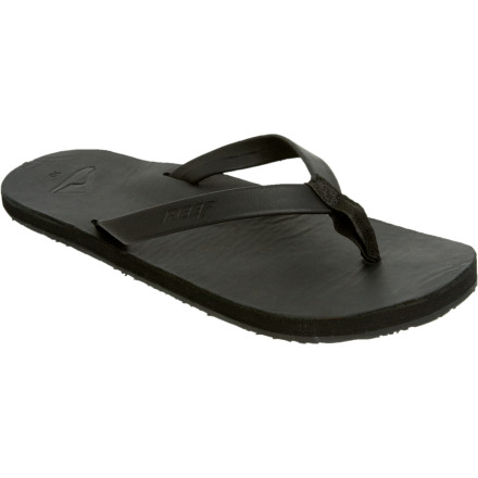 photo: Reef Skinny Leather Sandal flip-flop