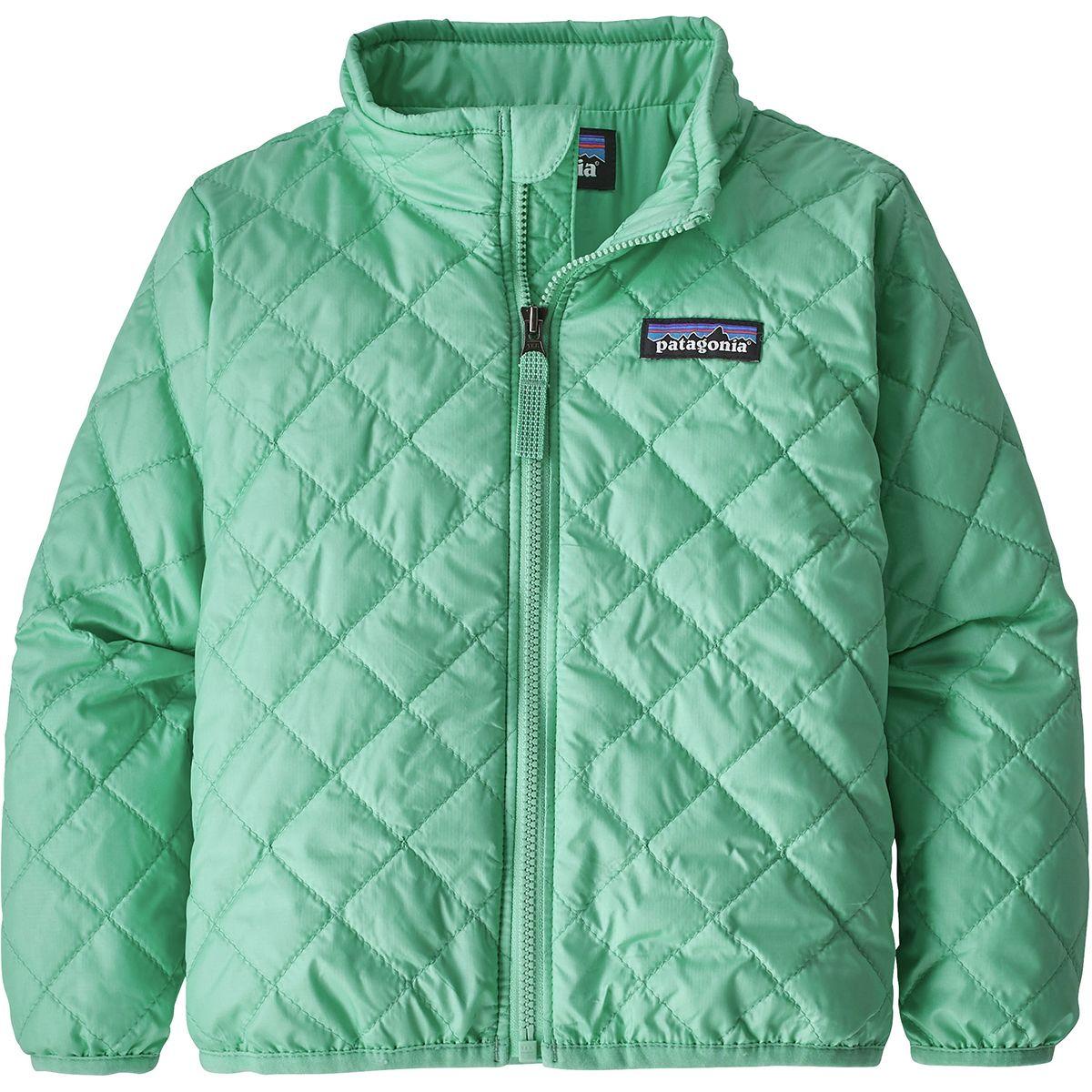 photo: Patagonia Kids' Nano Puff Jacket synthetic insulated jacket